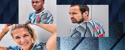 camiseta de futbol Ajax barata