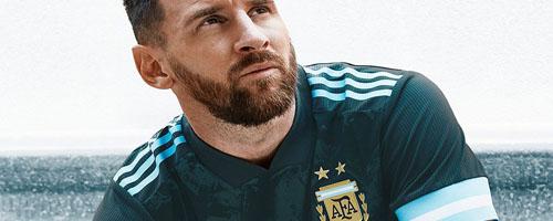 camiseta de futbol Argentina barata