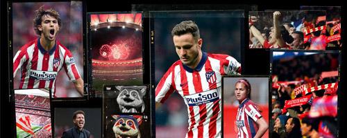 camiseta de futbol Atletico Madrid barata