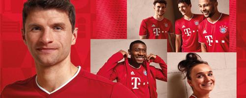 camiseta de futbol Bayern Munich barata