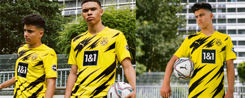 camiseta de futbol Borussia Dortmund barata