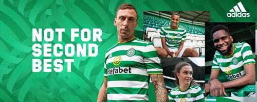 camiseta de futbol Celtic barata