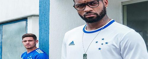 camiseta de futbol Cruzeiro barata