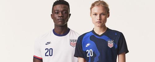 camiseta de futbol Estados Unidos barata