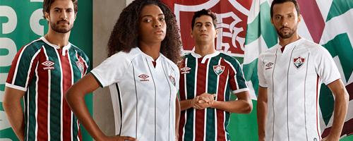 camiseta de futbol Fluminense barata