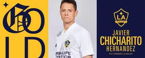camiseta de futbol Los Angeles Galaxy barata