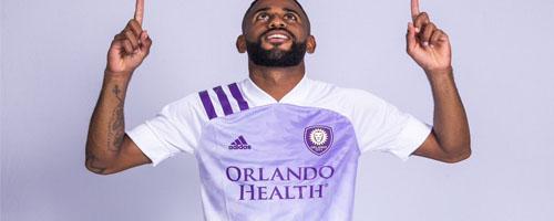 camiseta de futbol Orlando City barata