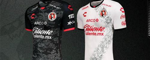 camiseta de futbol Tijuana barata