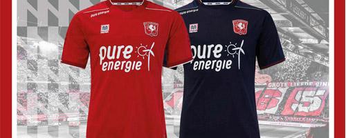 camiseta de futbol Twente barata