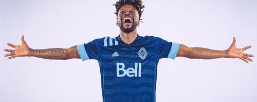 camiseta de futbol Vancouver Whitecaps barata
