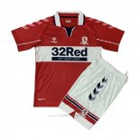 Camiseta Middlesbrough Primera Nino 2020-2021