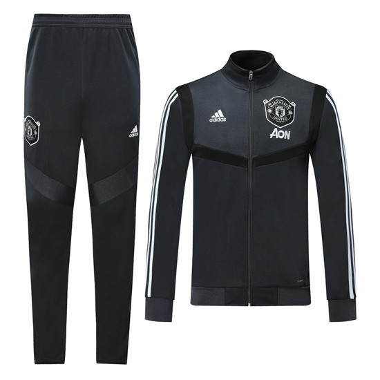 Chandal del Manchester United 2019-2020 Gris