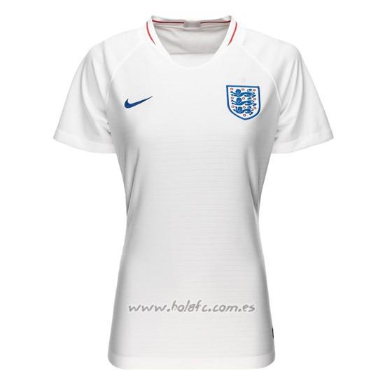 Comprar Camiseta Inglaterra Primera Mujer 2018 - holafc.com.es