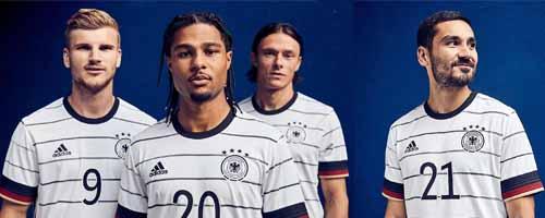 camiseta de futbol Alemania barata