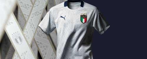 camiseta de futbol Italia barata